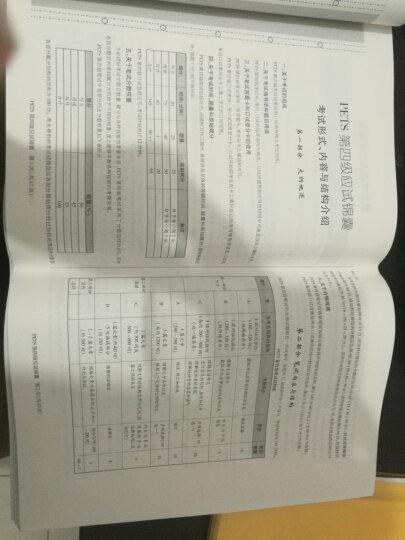 全国英语等级考试:听力高分突破(第四级) 晒单图