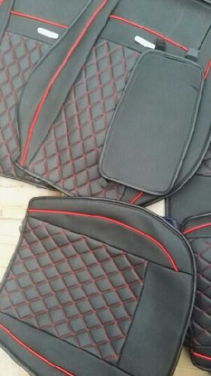 腾安达 丰田19款卡罗拉雷凌汽车座套全包围四季通用座垫原车设计专款专用 豪华版请备注颜色 长城哈弗H7 H6升级版H5 C50专用 晒单图