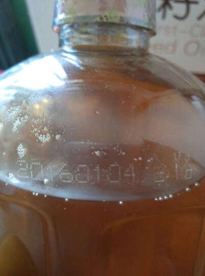 红井源内蒙古压榨一级亚麻籽油 胡麻油 1.8L*2  食用油礼盒实惠套装   晒单图