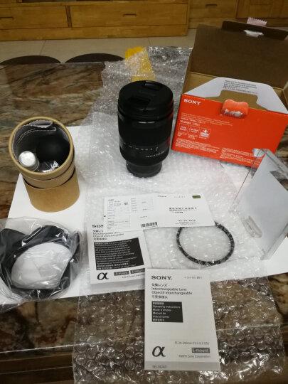 索尼(SONY) 原装数码相机镜头 SEL075UWC超广角转换器 套餐三 晒单图