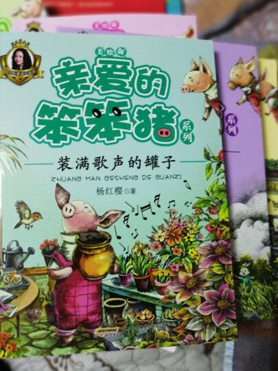 杨红樱童话注音本系列上辑(美绘版 套装共5册) 晒单图