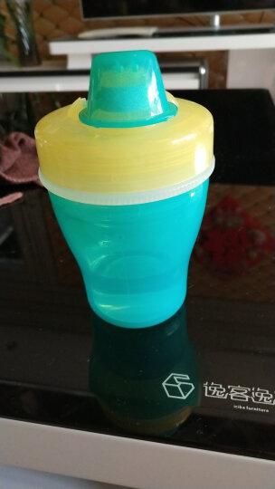 贝亲(Pigeon)双层保温饮水杯(黄绿色杯)DA30 晒单图