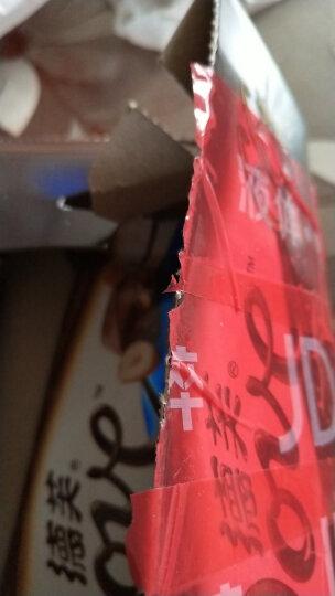 德芙 榛仁巴旦木葡萄干巧克力 糖果巧克力 80g 排块装 晒单图