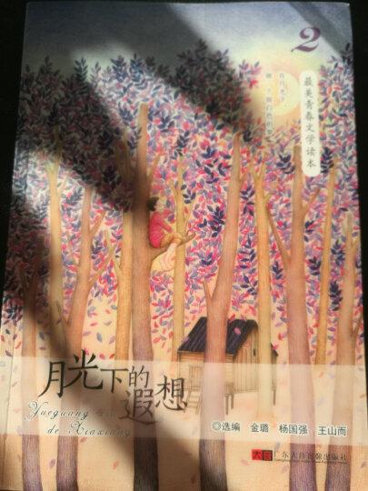 月光下的遐想--最美青春文学读本系列(1书+1CD) 晒单图