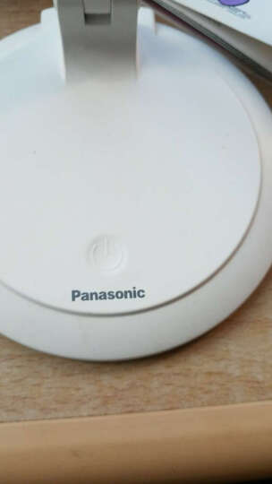 松下(Panasonic)HHLT0216 触摸无极调光LED台灯 白色4.5W 晒单图