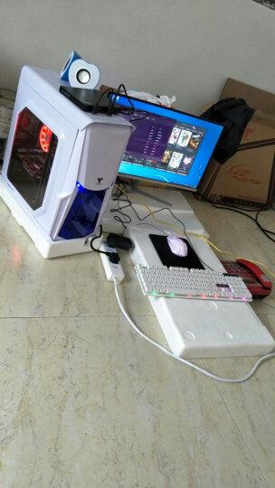 星惠佳 四核/I5/I7/GTX1060独显游戏办公吃鸡台式电脑主机/DIY组装电脑整机 主机+19英寸显示器套装 配置一:AMD830四核+4G独显+8G 晒单图
