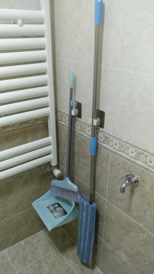 IT-CEO 强力承重挂钩 浴室免打孔无痕挂钩 扫把架卫生间拖把扫把挂夹 T007 晒单图