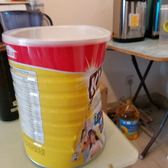 雀巢(NESTLE) 香港版 雀巢克宁纽西兰奶粉系列 高钙全家人加量装2530g 晒单图