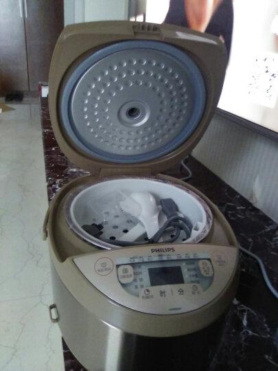 飞利浦(PHILIPS)电饭煲4L炫金智能HD3065/05 晒单图