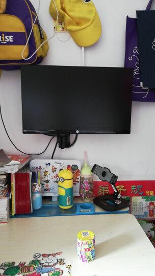 NB F150 (17-27英寸) 液晶电脑显示器支架桌面多功能旋转壁挂显示器支架底座自由升降伸缩架 黑色 晒单图