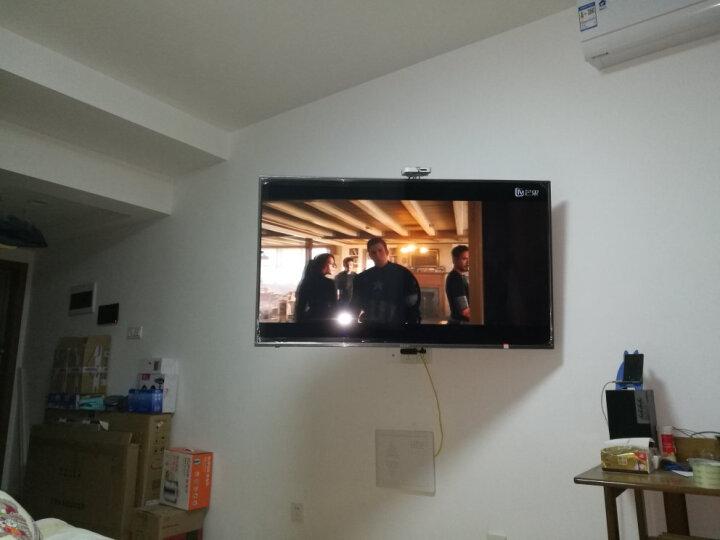 NB P6(40-70英寸)电视挂架电视架电视机挂架电视支架旋转伸缩壁挂架子小米夏普海信等大部分电视通用65/70 晒单图