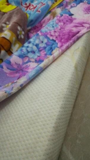 天梦之夜 床垫泰国天然乳胶床垫 海绵床垫 3D 3E纯棉面料环保透气网布床垫 可定制 1.8*2米【纯乳胶85D】【7.5厘米】 晒单图