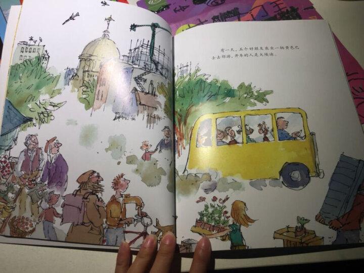 童立方·简·布雷特国际绘本大师经典系列绘本:灰姑娘小鸡+城里老鼠和乡下老鼠+猫头鹰和猫+手套+三只小蹄兔(套装共5册) 晒单图