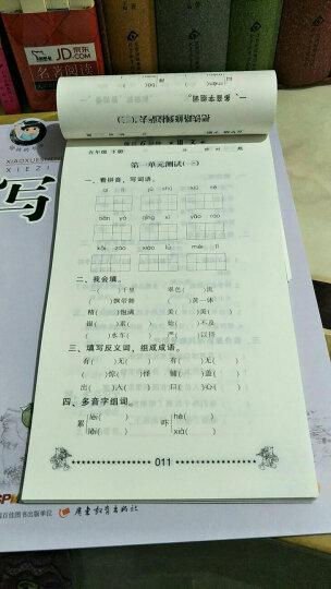 每日6分钟语文:五年级下册(通用版) 晒单图