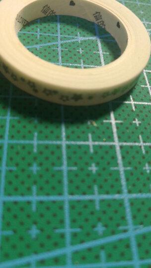 创意复古烫金系列和纸胶带 手账DIY配件手账小物件贴纸 金色邮戳 30mm 晒单图