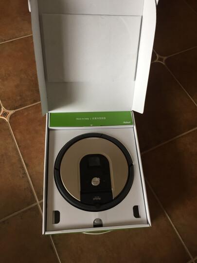 美国艾罗伯特(iRobot)Roomba961智能扫地机器人吸尘器 晒单图