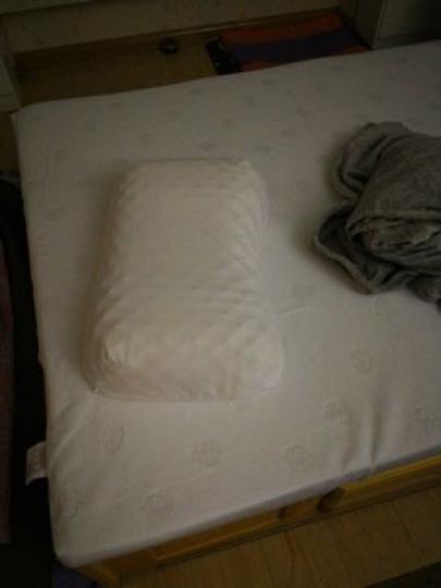 梦极泰国天然乳胶床垫榻榻米可折叠床褥子1.8米1.5m5cm双人床垫厚度一体成型乳胶垫软 一体按摩款15cm(含内外套) 135*190cm 晒单图