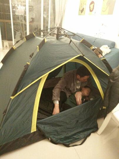 狼行者 铝膜防潮垫加厚加宽户外野餐垫爬行垫帐篷地垫  双面铝膜防潮垫 2*1.5M铝膜防潮垫 晒单图