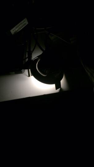 GELED/记忆点 LED筒射灯 嵌入式COB射灯天花灯 洗墙照画灯 白色-4000K-磨砂玻璃-洗墙神器 晒单图