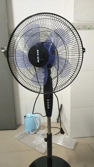 奥克斯(AUX)FS1608RC 遥控落地扇/电风扇/五叶大风量风扇/家用静音风扇/空气循环扇 晒单图
