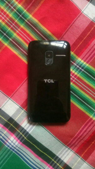 TCL 老人手机 121 白色 移动联通2G手机 双卡双待 晒单图