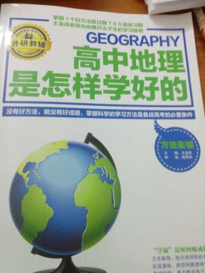 王金战系列图书:高中地理是怎样学好的 方法集锦 晒单图
