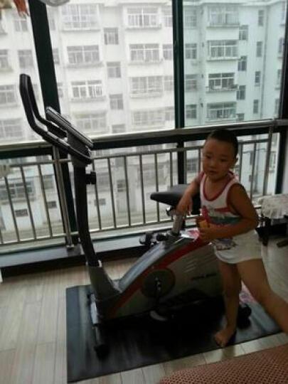 康乐佳 健身车家用动感单车磁控静音健身器材自行车室内运动KLJ-8702 晒单图