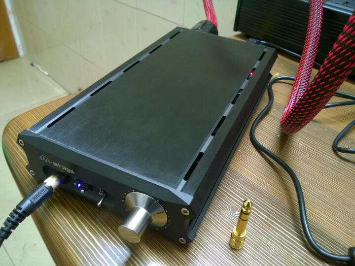 矩声 MATRIX HPA-3U+台式耳放Class A耳机放大器&USB DSD 晒单图