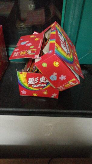绿箭 包邮 彩虹糖果味原果味45g*20包 儿童糖果办公室网红休闲食品彩虹豆 45g*20包 晒单图