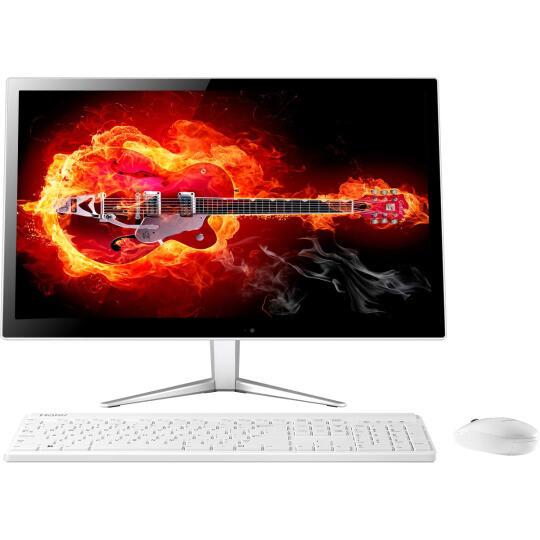 海尔(Haier)Aphro S8C-B975M 23.8英寸 一体机台式电脑(I5-7200U 16G 1TB GT940M 2G独显 WIFI 正版Win10) 晒单图