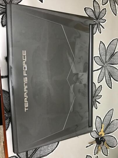 未来人类(Terrans Force)T500 15.6英寸游戏本(i7-7700HQ 16G 256G固态+1T GTX1060 发光LOGO)  晒单图