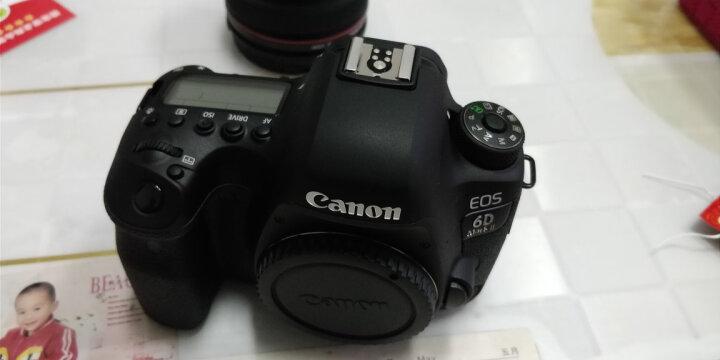 佳能(Canon)6D 6D2 佳能 EOS 6D Mark II 全画幅专业级数码单反数码相机套机 6D+24-70 F4L套机 晒单图