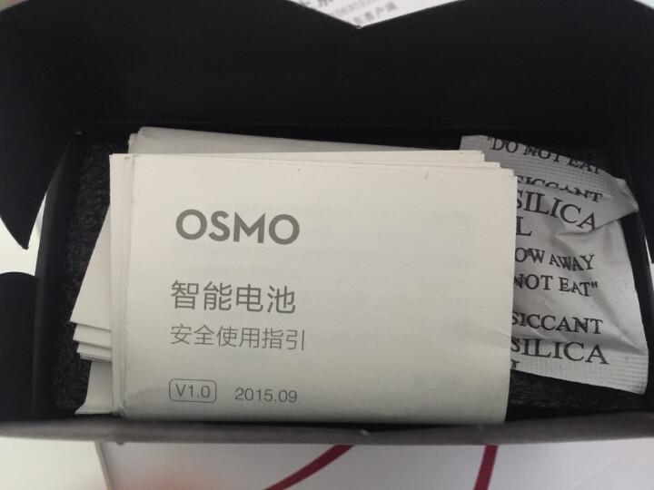 大疆(DJI)一体式手持云台相机灵眸Osmo 智能电池 实用配件 晒单图
