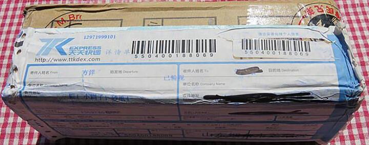 梅氏兄弟汽车刹车卡钳喷漆排气管铝喷剂轮毂钢圈漆耐800度高温荧光漆 宝石蓝+光油+贴纸 晒单图