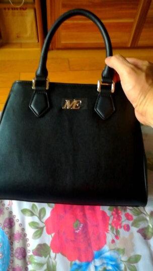 稻草人(MEXICAN)女士单肩手提包大容量两用手拎斜挎包MMD70426L-08 灰色 晒单图