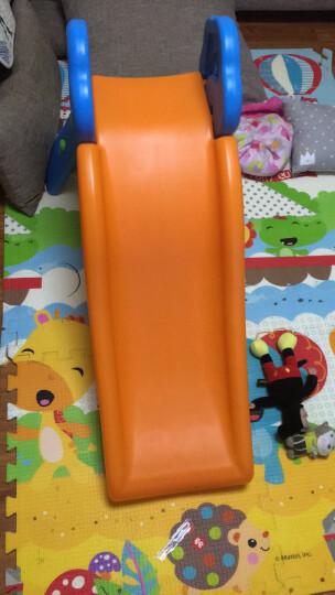 高思维(Grow N Up)2012儿童趣味拆叠小滑梯 礼物 幼儿滑滑梯儿童室内滑梯家用小滑梯塑料玩具 晒单图