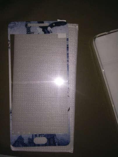 重器 魅蓝note5手机壳彩绘浮雕全包保护套硅胶防摔男女新款适用于魅蓝note5 灰色铁塔 晒单图