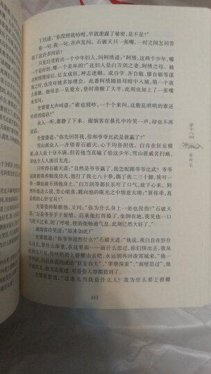 金庸作品集:侠客行(套装上下册) 晒单图