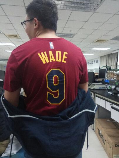 骑士队 德里克罗斯 NIKE短袖 DRY 男子 NBA T恤 870767 图片色 L 晒单图