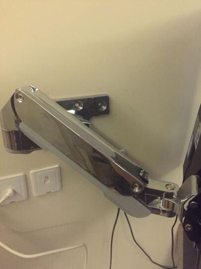 NB GF7017(55-80英寸)液晶商用显示器立式支架电视支架落地通用视频会议移动机柜电子白板支架机箱挂架 晒单图