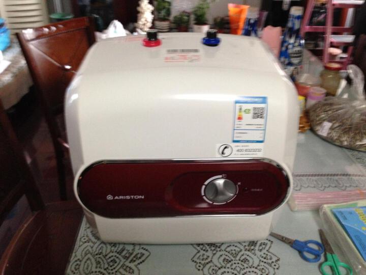 阿里斯顿(ARISTON)电热水器 10升 厨宝 1500W速热 上出水 小厨宝 晒单图