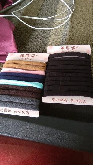美肤语黑色发夹一字夹U型夹(三款约100根装)MF0571钢夹刘海夹边夹 晒单图