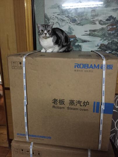 老板(Robam)烤箱 嵌入式 56L专业烘焙电烤箱KQWS-2600-R072 晒单图