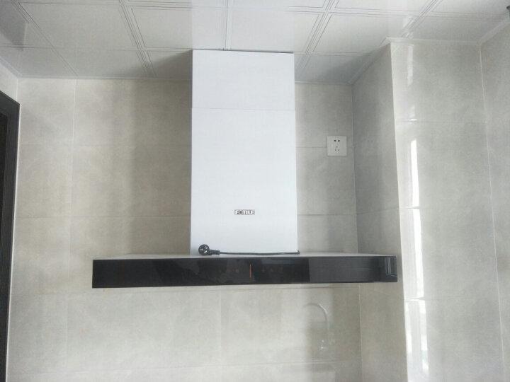 方太(FOTILE) 欧式抽吸油烟机燃气灶燃气热水器云魔方套装EMD6T+HC26BE+13BES 晒单图