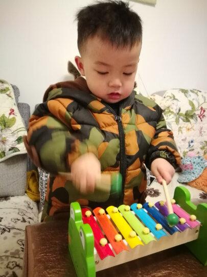 特宝儿(topbright)小鸡双面画板 便携式黑板儿童画板益智男孩女孩宝宝玩具 晒单图
