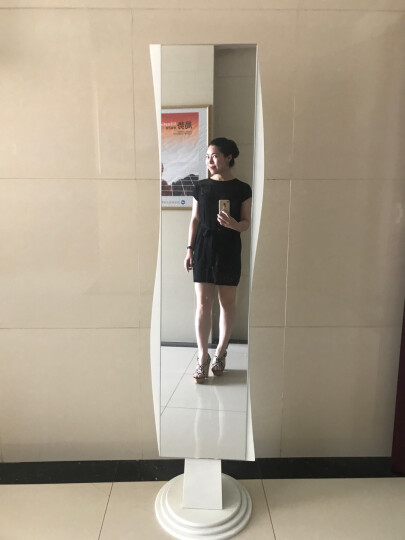 PORTS宝姿女装  夏装提花针织连衣裙LR8K247LKD004 BLACK MIX S 晒单图