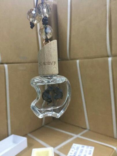雪美莱 汽车香水挂件挂饰 植物精油萃取车载香水 悬挂式车用香水 香奈儿 晒单图