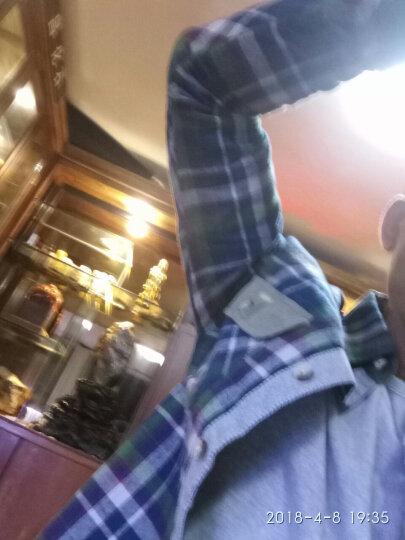 【售罄】【低库存】【低库存】Baleno班尼路 格子衬衫男 秋冬青年潮流经典复古纯棉舒适衬衣男 C03 格子色 M 晒单图