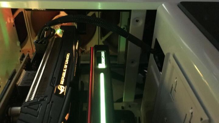 酷冷至尊(Cooler Master)T610P CPU风冷散热器(支持I9 2066、AM4/6热管/12CM双风扇/同步4大板商RGB灯效) 晒单图