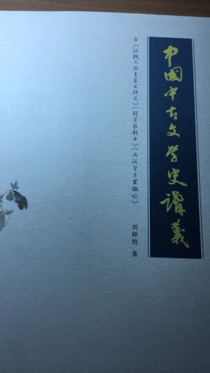中国中古文学史讲义 晒单图